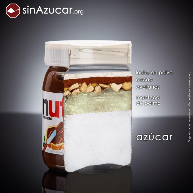 Nutella. sinAzucar.org