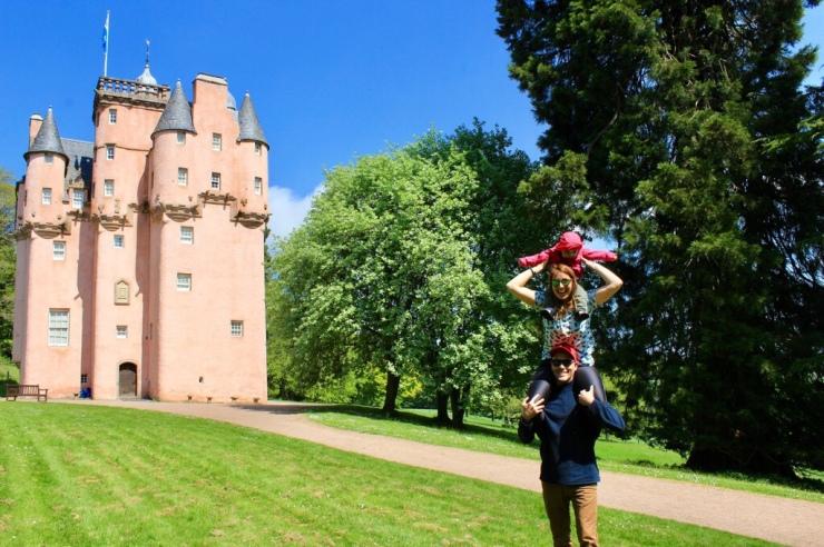 Craigiviear Castle