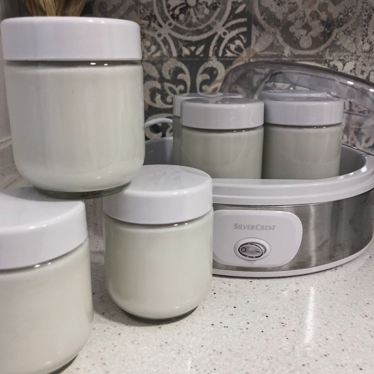 yogurt de coco paleo sin lactosa