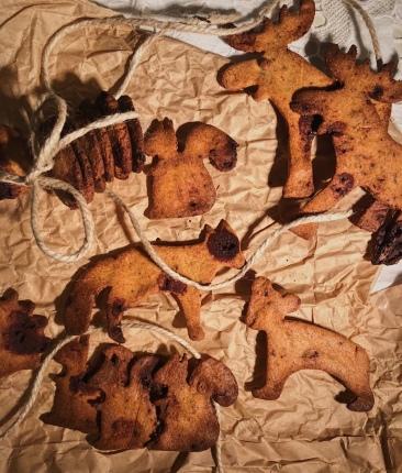 galletas con formas de animales