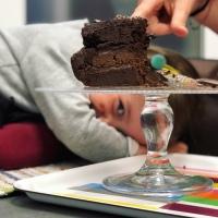 Tarta de Chocolate y Aguacate #paleo