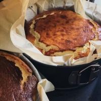 Tarta de queso keto - lowcarb y sin gluten