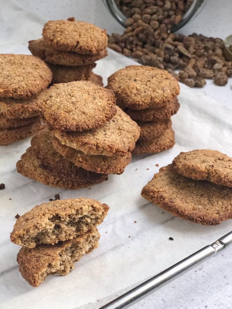 galletas de chufa