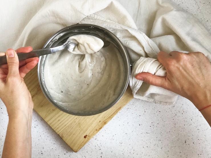 salsa bechamel sin lactosa