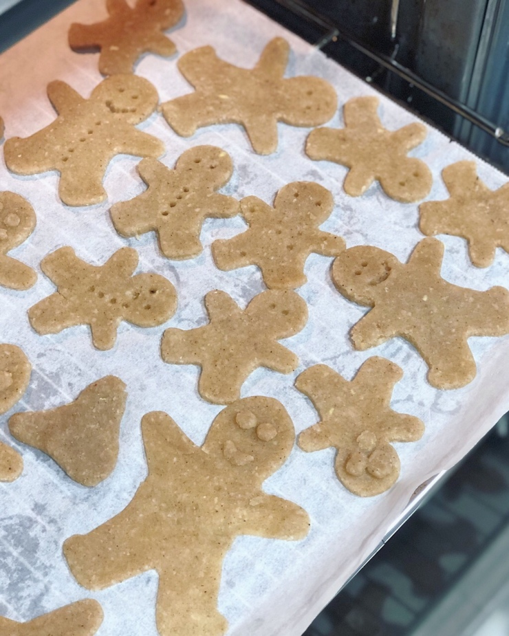 galletas navidad jengibre