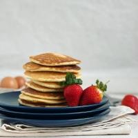 Paleo pancakes esponjosos, low carb